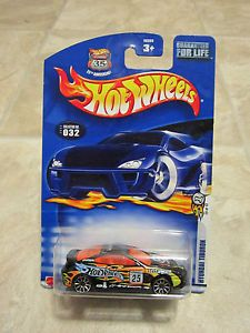 Hot Wheels Hyundai Tiburon Hot Wheels Race Team Logos Black