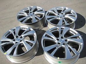 "4 New 20"" Factory Infiniti JX35 JX35AWD Murano Wheels Rims FX35 FX50 FX45"