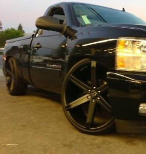 "4 26"" inch Wheels Tires Rims VW 228 Escalade Tahoe Silverado Avalanche"