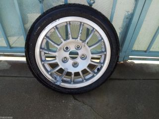 Mazda RX 7 Spare Tire Wheel Rim Alloy Shipping Available