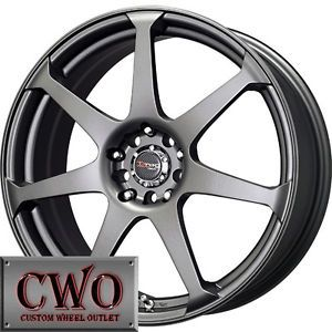 5 Lug Drag Wheels