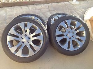 "2013 New Subaru Impreza 17"" Stock Factory Rims Wheels Tires Legacy Outback"