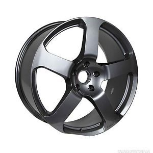"22"" Porsche Cayenne Rinspeed Wheels Gunmetal Sport Rims 2004 Up Set of 4"