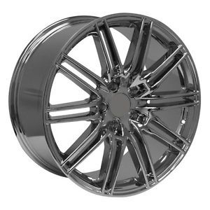 "21"" inch Chrome Porsche Cayenne s GTS Turbo Wheels Rims"