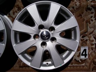 "Toyota Camry 16"" Wheels Rims Stock Factory Sienna Solara Avalon Scion XB 16"""