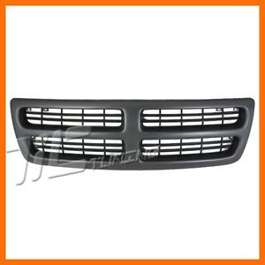 1998 2003 Dodge RAM Van B1500 B2500 B3500 Grille Grill New Front Body Parts