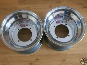 Honda Pilot 400 FL400 FL400R Odyssey 350 Rear Wheels Rims