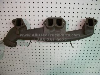 Dodge Truck Exhaust Manifold Left Driver Side LH 8 Cylinder 53010189AB