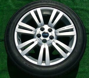 4 Perfect New Genuine Factory 2012 Range Rover 20 inch Wheels Tires Land HSE