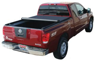 Truxedo Truxport for 2005 2013 Nissan Frontier 6' Bed Roll Up Tonneau Cover New