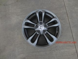 "2006 2008 Factory Honda Civic 17"" Wheels Rims SI"