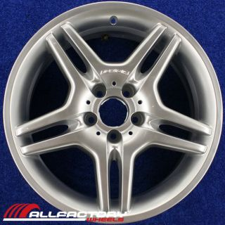 "Mercedes E55 E Class 2003 2004 2005 2006 18"" AMG Wheel Rim Rear HSS 65317"