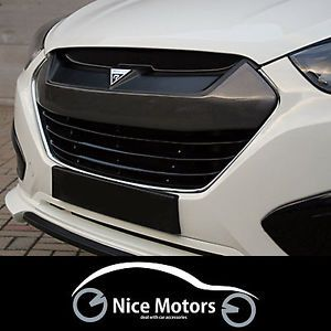 Roadruns Radiator Hood Grille Painted Parts for Hyundai Tucson IX35 2010 2013