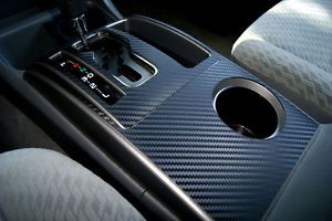 Carbon Fiber Dash Kit