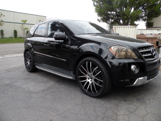 "22"" Giovanna Kilis Wheels Mercedes ml Class ML350 ML450 ML550 Tires"