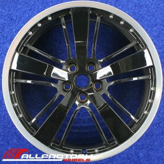 "Chevrolet Chevy Camaro 21"" 2010 2011 2012 Factory Wheel Rim Rear 5469"