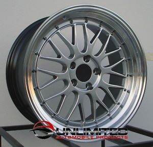 "19"" LM Staggered Wheels Rims Fit BMW M3 E46 E92 E93"