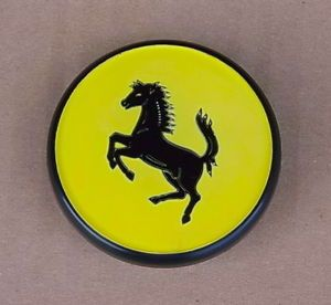Genuine Factory Ferrari Wheel Center Cap California 458 Italia 430 F430 360
