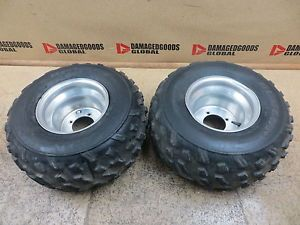 1986 86 Honda ATC 250R 250 R ATC250R Rear Wheel Set Rims Tires Wheels