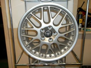 "Volvo BBs Propus Wheels 17"" Alloy Rims Set of 4 Used"