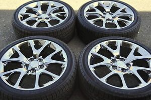 Buick Lacrosse Regal GS Chrome Wheels Rims Tires Factory 4108
