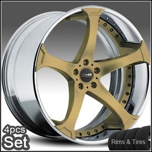22 inch Forged GFG BRZ Wheels and Tires Pkg for Land Range Rover Rims