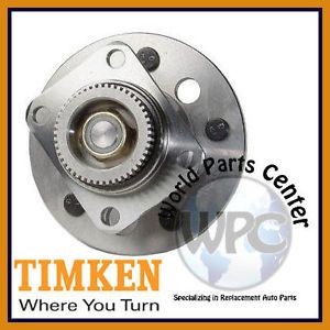 TIMKEN New Rear Wheel Bearing Hub Assembly with ABS Buick Cadillac Pontiac Olds