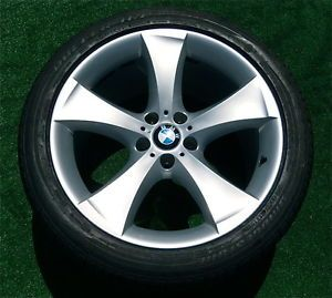 "BMW x5 20"" Tires Wheels"