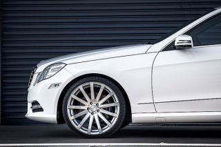 "20"" Mercedes Benz W212 E350 E550 Sedan MRR HR9 Concave Staggered Wheels Rims"