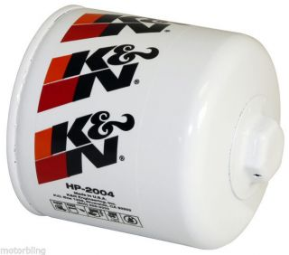 K N KN Oil Filter Fits Alfa Romeo GTV 6 2 5 1985 1986 HP 2004