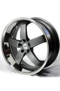 "22"" Redbourne ""Monarch"" Wheels Gray Fits Land Rover Range Rover"
