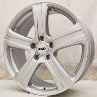 "18"" Ford Kuga 2008 2011 SUV ZCW ZM5 Silver Alloy Wheels 5x108"