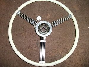 1935 1936 1937 1938 1939 Chevy Ford Buick Banjo Steering Wheel