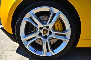 4 Perfect Original Factory Lamborghini LP560 Apollo Wheels Gallardo LP550