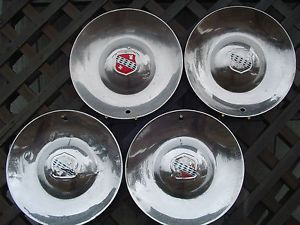 1952 Buick Roadmaster Hubcaps Wheel Covers Center Caps Antique Vintage Classic