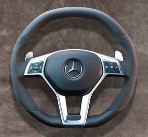 Mercedes Benz S550 Steering Wheel