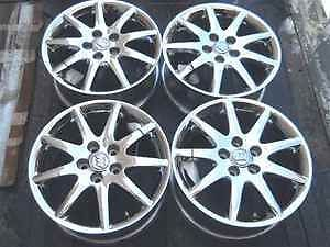 "Buick Lucerne 17"" Chrome Alloy Wheel Rims Set LKQ"