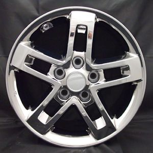 16'' Kia Soul Chrome Wheels Rims New 74617 2011 2012 with Caps