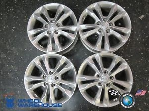 Four 07 12 Kia Optima Factory 17 Wheels Rims Forte 52910 2T350 74638