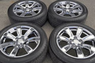 "Buick Lacrosse Regal 18"" PVD Chrome Wheels Rims Tires 4096"