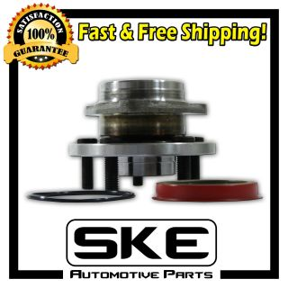 1 Wheel Hub Bearing Assembly Front for Pontiac 513017 7470014 Buick Cadillac