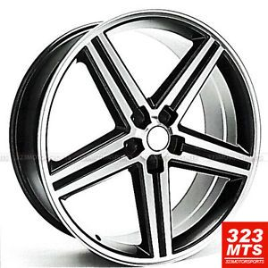 20 inch Rims Wheels Chevy Camaro Rims Wheels IROC Rims