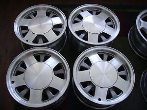 Chevy GMC Truck Van SUV 15x7 Factory 5 Lug Stock Alloy Wheels Rims