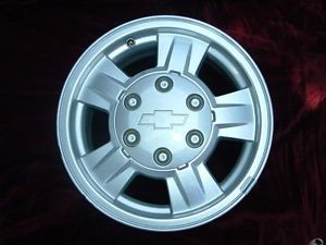 Chevy Colorado GMC Canyon Isuzu i290 i350 I370 Wheel Rim 5182 2004 2008