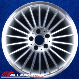 "Mercedes SL55 SL65 AMG 18"" 2003 2004 2005 2006 Factory Wheel Rim Rear 65283"