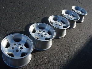 "Jeep Wrangler Wheels 5 Jeep Canyon Style Rims 15"" Jeep Wrangler Rims Alloy"