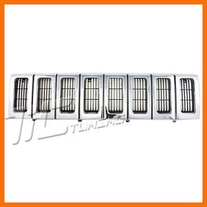 Jeep Grand Cherokee Limited Grill