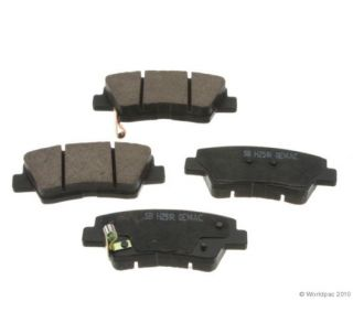 New Rear NPN Brake Pad Set 2 Wheel for Hyundai Sonata 2010 2009 2008 Kia Amanti