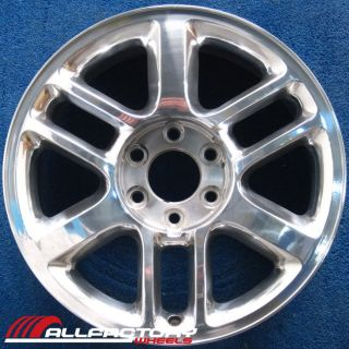 "GMC Envoy 18"" 06 09 Factory Rim Wheel 5252"