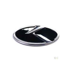 K Logo Steering Wheel Horn Emblem Badge Fit Kia Rio 3 0 Embossed Version